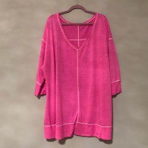 🐸Long soft tunic in 3x